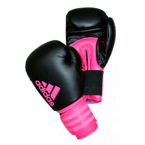 Тренировочные боксерские перчатки Adids HYBRID 100 DYNAMIC FIT из искусственной кожи 1