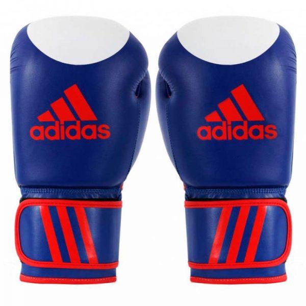 Перчатки для кикбоксинга Adidas Kspeed200 WAKO из натуральной кожи 1