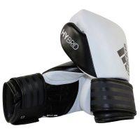 Тренировочные боксерские перчатки Adidas HYBRID 200 из натуральной кожи