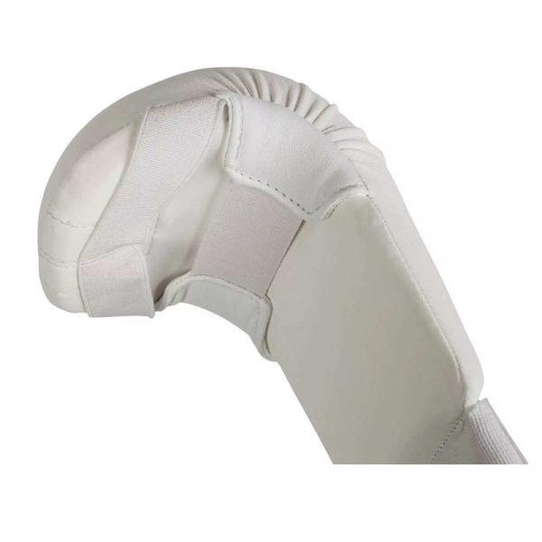 Накладки на руки для карате Adidas без большого пальца из искусственной кожи 1