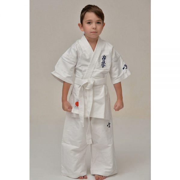 Кимоно для карате киокушинкай взрослое, детское - все размеры 100% хлопок 280 г/м2 куртка, пояс, штаны 1