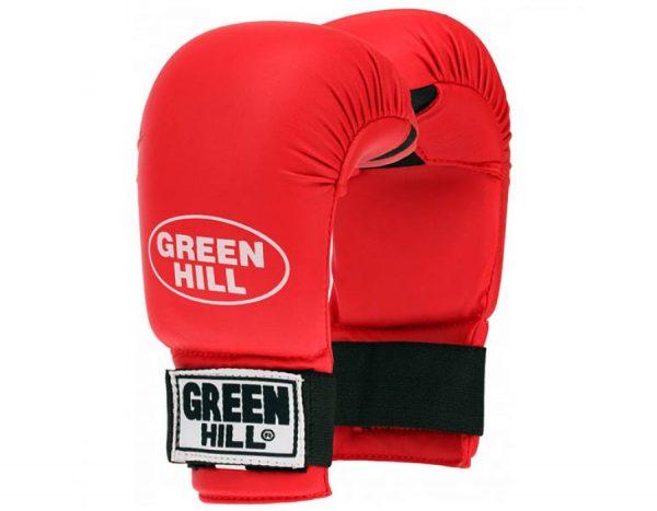 накладки на руки для каратэ green-hill-cobra-kmc-6083_2