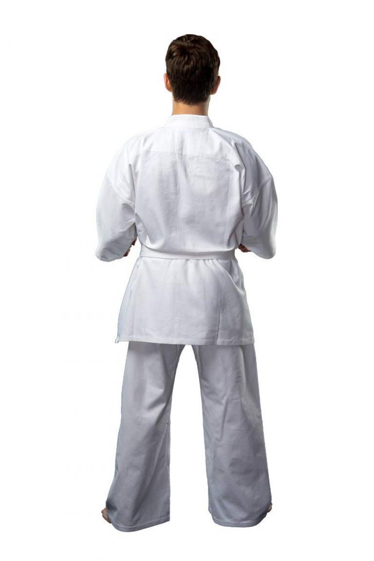 кимоно киокушинкай с вышивкой 2