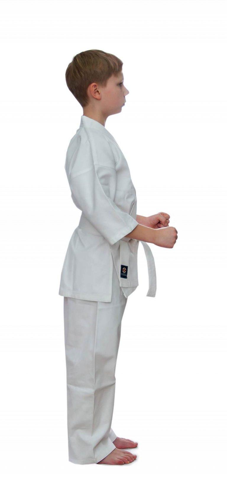детское кимоно киокушинкай купить