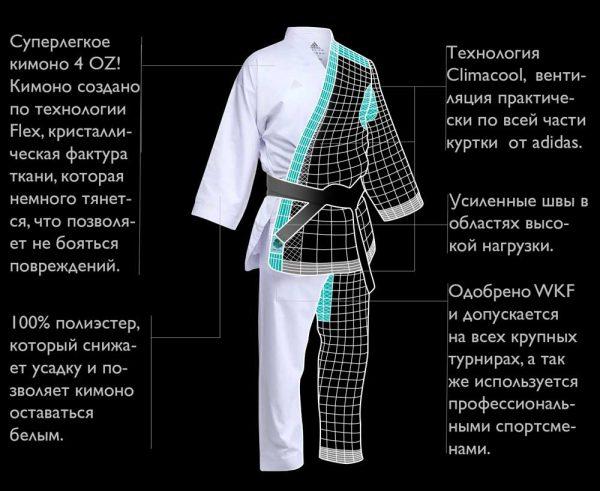 адизеро кимоно 4