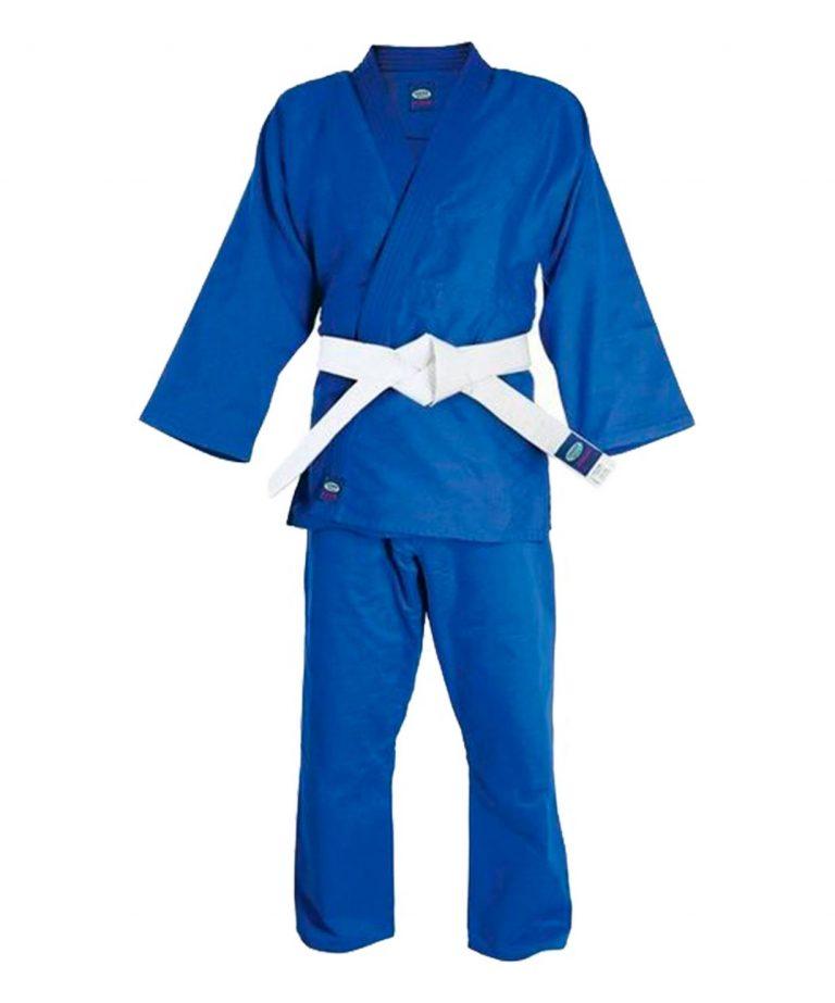 кимоно дзюдо МА 302 синее Грин Хилл