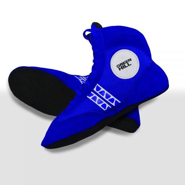 Самбовки FIAS синие