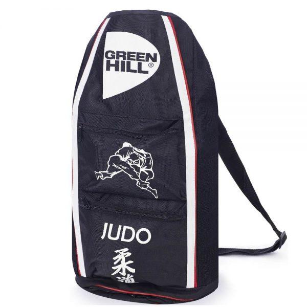 сумка рюкзак тубус дзюдо грин хилл черная
