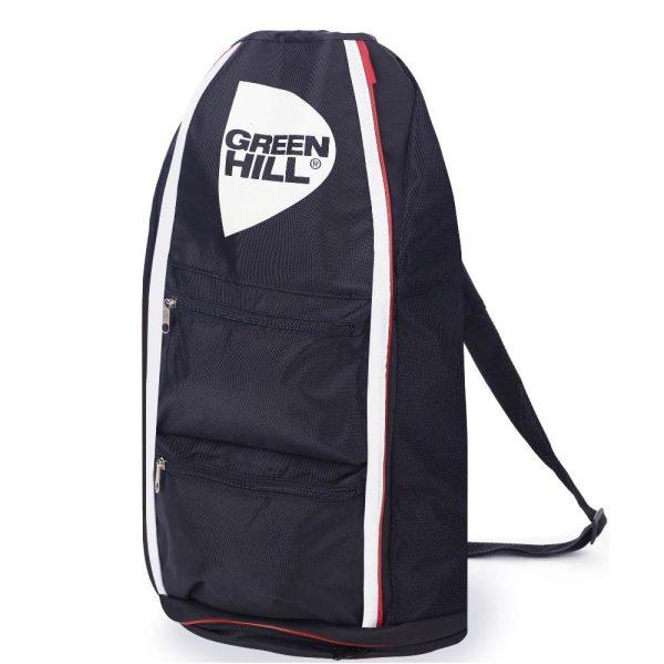сумка рюкзак тубус грин хилл черная