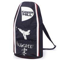 сумка рюкзак тубус каратэ грин хилл черная