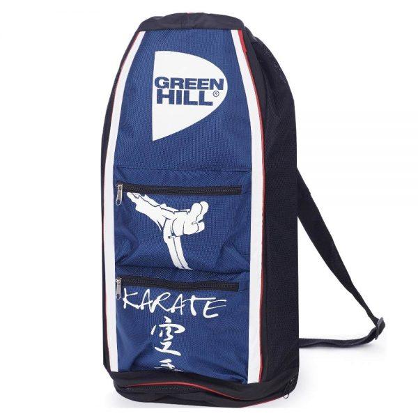 сумка рюкзак тубус каратэ грин хилл синяя