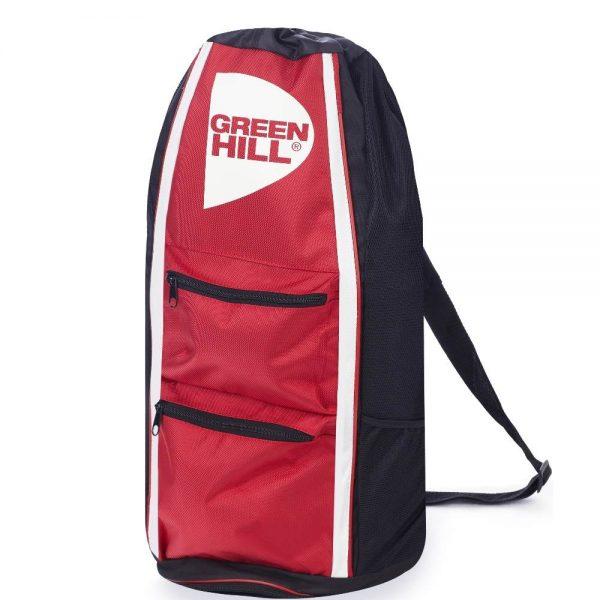 сумка тубус грин хилл красный