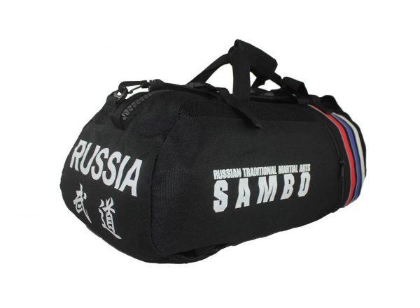 Сумка рюкзак спортивная Самбо