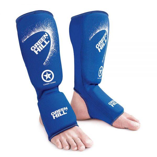 защита ног накладки для боевого самбо 2