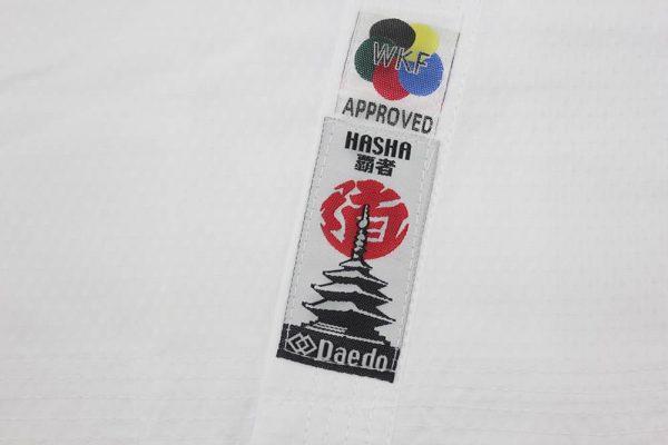кимоно кумите WKF Daedo Hasha 4