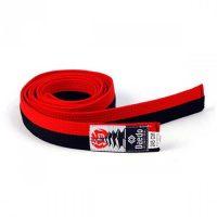 CINT1533 Черно-красный пояс Poom тхэквондо Daedo