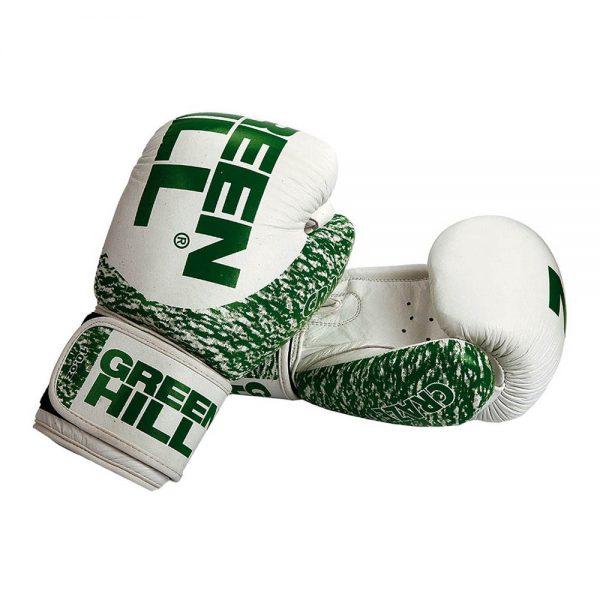 Перчатки боксерские Green Hill Craze, натуральная кожа