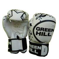 Перчатки боксерские Green Hill Star, искусственная кожа