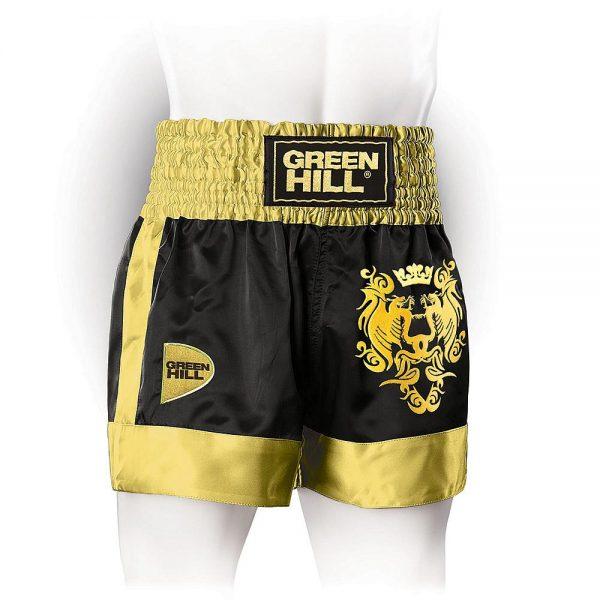 Трусы для тайского бокса Green Hill Hydra, полиестер