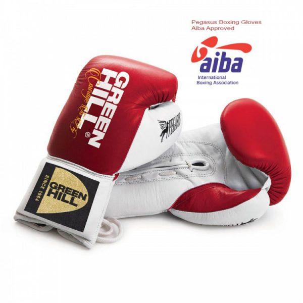Перчатки боксерские Green Hill Pegasus AIBA PRO