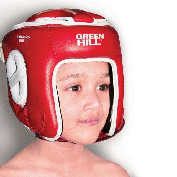 Шлем детский Green Hill Kids, на 8-10 лет