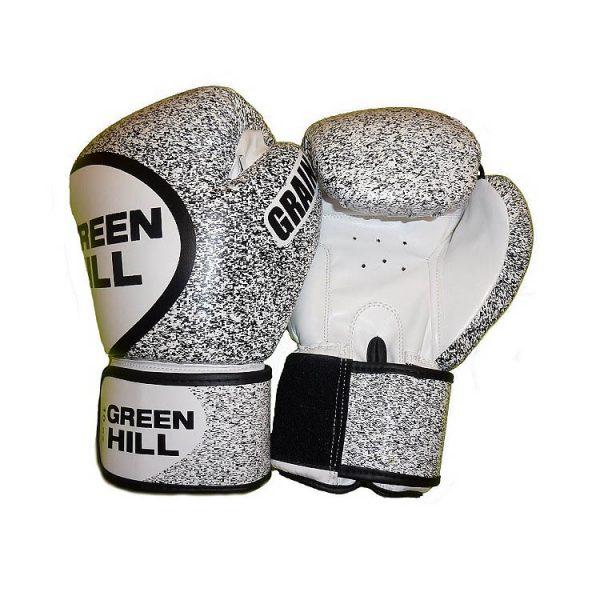 Перчатки боксерские Green Hill Grain, для средних весовых категорий