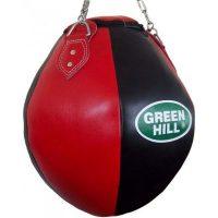 Мешок фигурный грушевидный (крошка) Green Hill, натуральная кожа