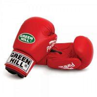 Перчатки боксерские Green Hill Panther, искусственная кожа