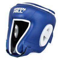 HGW-9033 Шлем для тайского бокса, кикбоксинга и MMA Green Hill Winning