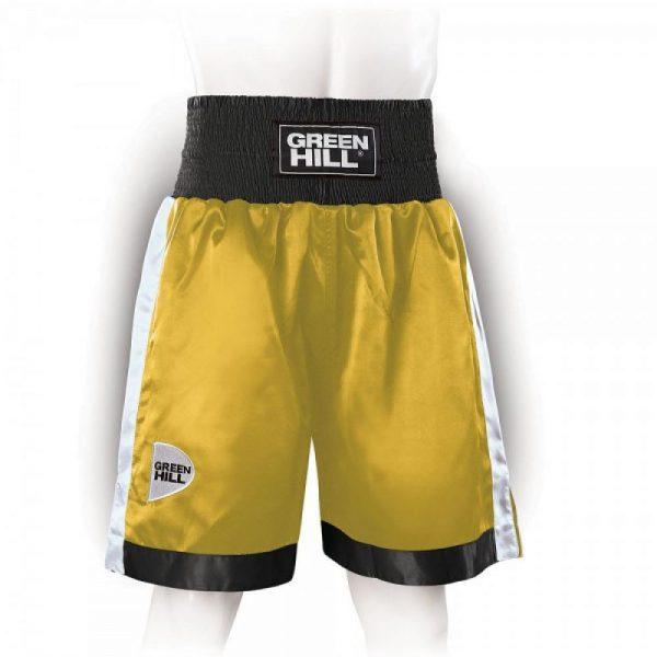 Трусы для бокса Green Hill Piper, полиэстер