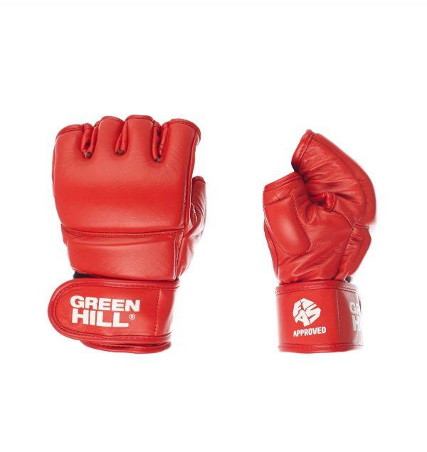 Перчатки для боевого самбо FIAS Approved (Лицензия FIAS)