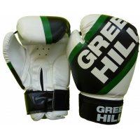 Перчатки боксерские Green Hill Passion, искусственная кожа