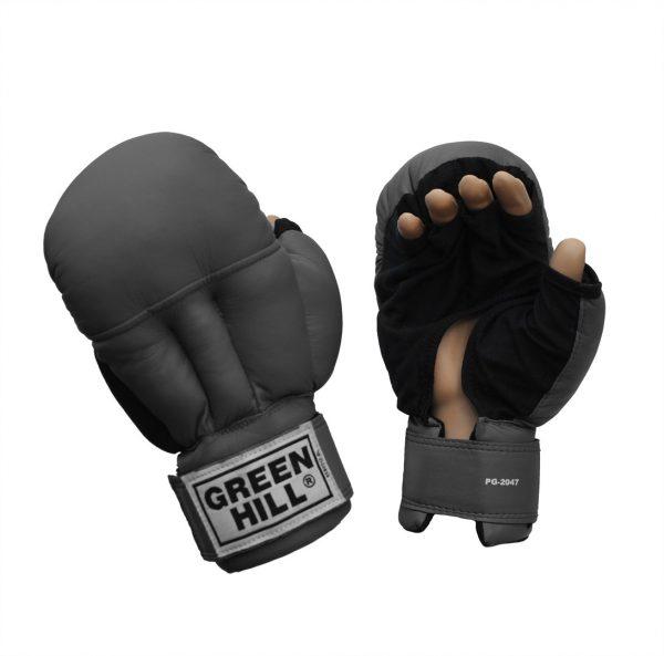 перчатки для рукопашного боя черные