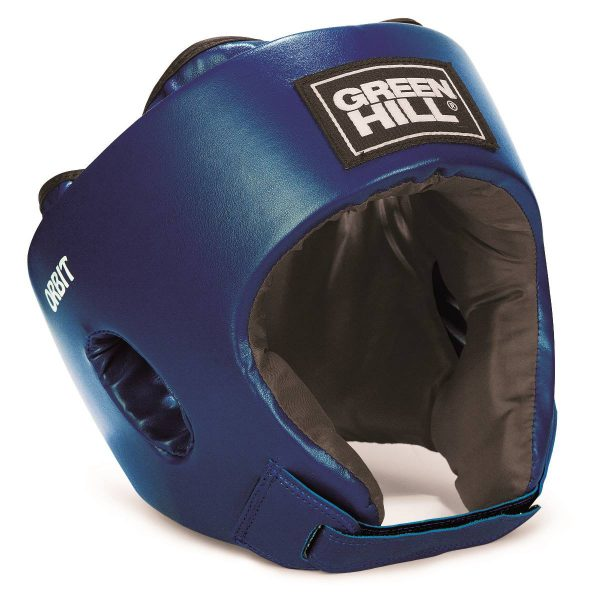 шлем боксерский детский ORBIT Green Hill 1