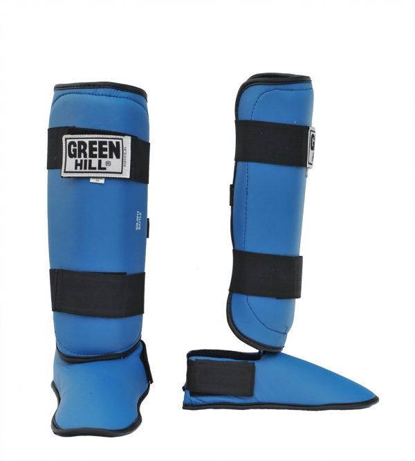 защита голени и стопы для рукопашного боя и единоборств 1