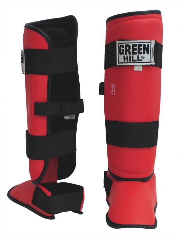 защита голени и стопы для рукопашного боя и единоборств 3