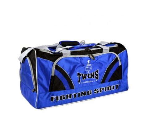 00345 СУМКА TWINS BAG-2 BLUE