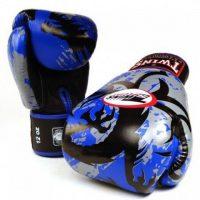 Перчатки боксерские Twins FBGV-36-Blue