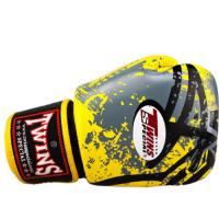 Перчатки боксерские Twins FBGV-38-Yellow