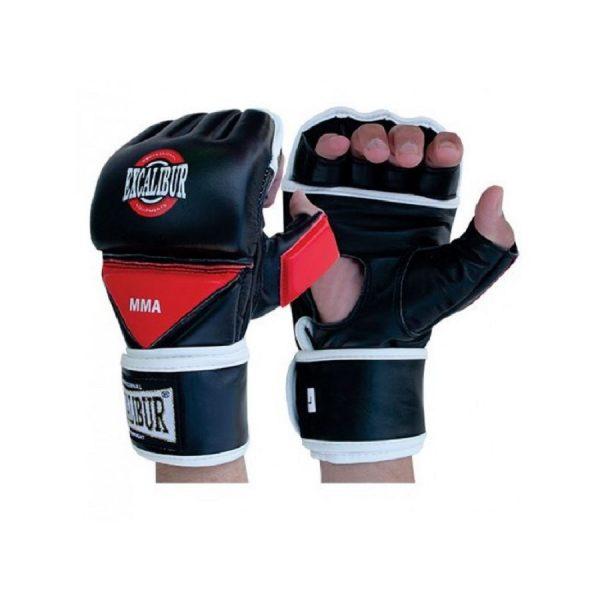 Перчатки ММА Excalibur 669 Буйволиная кожа