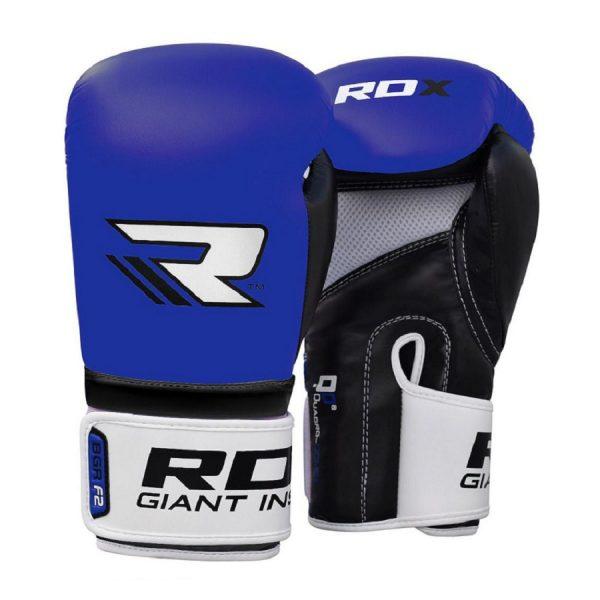 Перчатки боксерские RDX Rex Blue