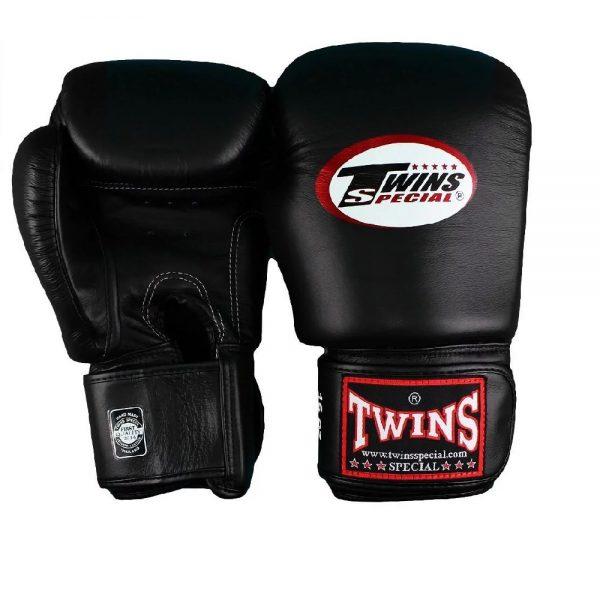 Перчатки боксерские Twins BGVL-3 Black