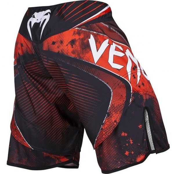 Шорты ММА Venum Galactic Black/Red