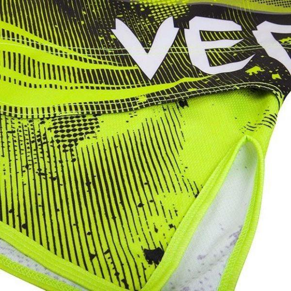 Шорты ММА Venum Galactic Neo Yellow