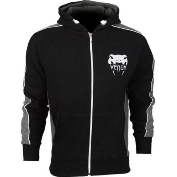 Толстовка Venum Elite Hoody  - Black