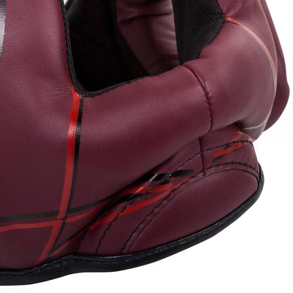 Шлем боксерский Venum Nightcrawler Red