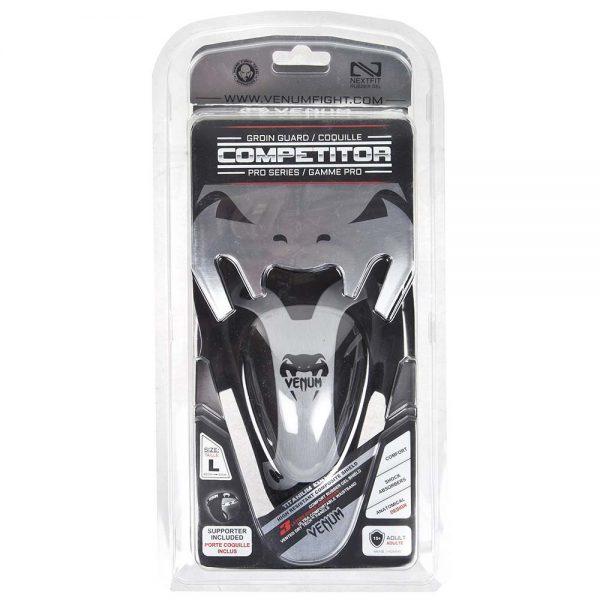 Защита паха Venum Competitor Silver Series