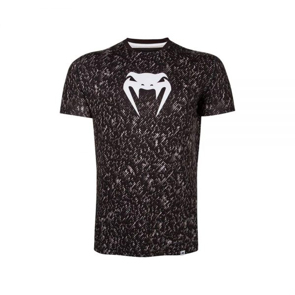 Футболка Venum Noise Dry Tech Black/Ice