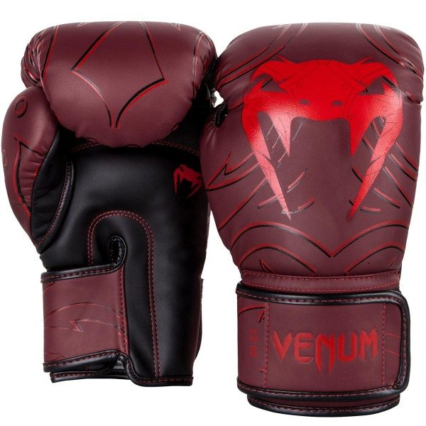 Боксерские перчатки Venum Nightcrawler Red