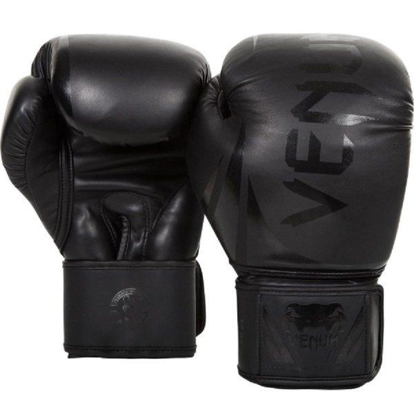 Перчатки боксерские Venum Challenger 2.0 Neo Black